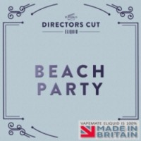 Beach Party Directors Cut UK E Liquid