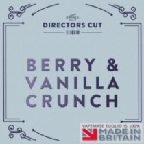 Berry and Vanilla Crunch Directors Cut UK E Liquid