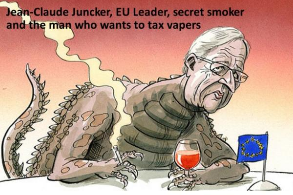 EU looking to impose Tobacco Tax on E-Cigarettes