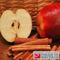 Apple and Cinnamon Flavour UK E Liquid