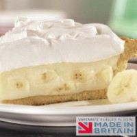 Banana Cream Pie Flavoured UK E Liquid