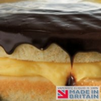 Chocolate Custard Pie Flavoured UK E Liquid