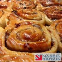 Cinnamon Danish Swirl Pastry Flavoured UK E Liquid