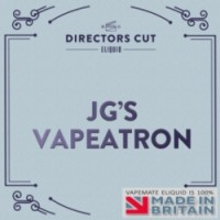 JG's Vapeatron Directors Cut UK E Liquid