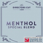 Menthol Directors Cut UK E Liquid