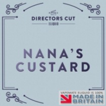 Nana's Custard Directors Cut UK E Liquid