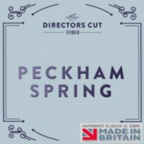 Peckham Spring Directors Cut UK E Liquid
