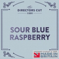 Sour Blue Raspberry Directors Cut UK E Liquid