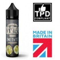 From The Pantry Lime Twist 50ml Shortfill UK E Liquid