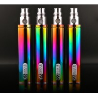 GreenSound eGo 2 2015 2200mah Special Edition Rainbow Battery 510 ego Thread