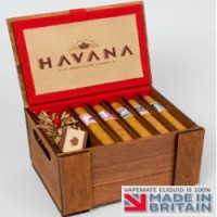 Havana Cigar Flavoured UK E Liquid