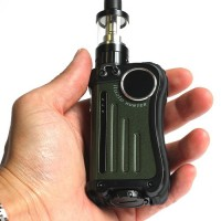 Innokin iTaste Hunter 75watt TC Mod Box and iSub V Tank Kit