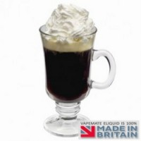 Irish Coffee Flavoured UK E Liquid