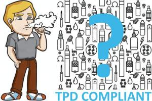 Is Your E-Cigarette TPD Compliant? Here's How To Find Out… And what it means for you