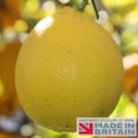 Lemon Flavoured UK E Liquid