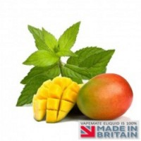 Mango Menthol Flavoured UK E Liquid