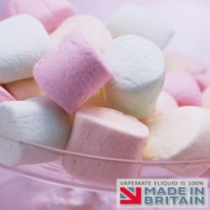 Marshmallow Flavoured UK E Liquid