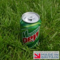 Mountain Dew Flavoured UK E Liquid