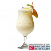 Pina Colada Flavoured UK E Liquid