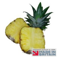 Pineapple Flavour UK E Liquid