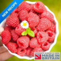 Raspberry Flavoured UK E Liquid