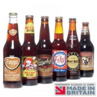 Root Beer Flavoured UK E Liquid