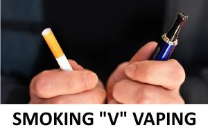 "Smoking ""V"" Vaping - How to win the Vaping Argument Every Time"