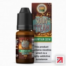Soda Steam Mountain Dew 10ml UK E Liquid