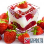 Strawberries & Cream Flavour UK E Liquid