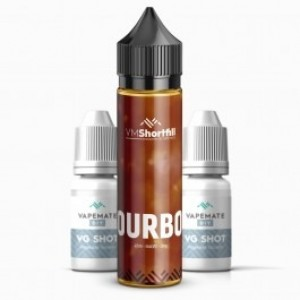 Bourbon 60ml Shortfill UK E Liquid