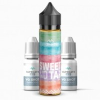 Sweet and Tart 60ml Shortfill UK E Liquid