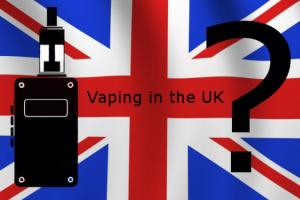 Vaping? Confusion still Reigns in the UK