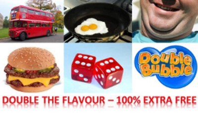 Double the Flavour - 100% Extra Free - Forever !!