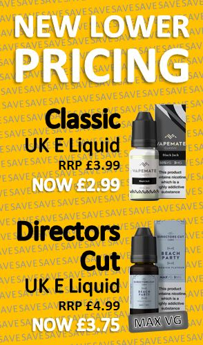 Best UK E-Liquid - 25% OFF Everything