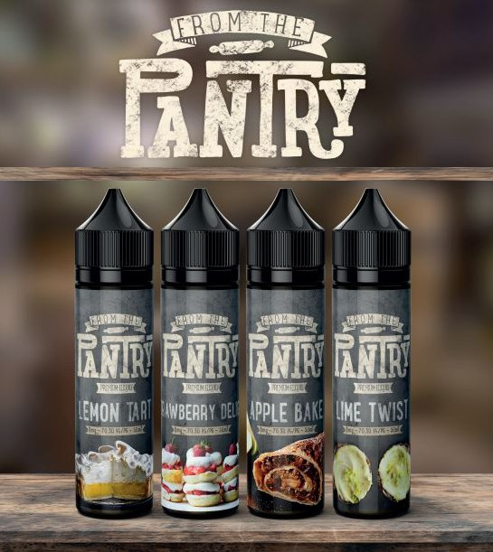 Vapemate from the pantry range of premium dessert flavours
